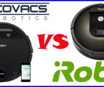 Deebot vs Roomba