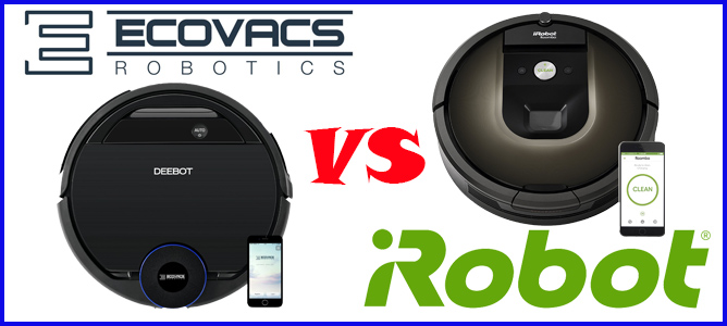 Ecovacs Deebot vs iRobot Roomba - Which one is the Best Value For Money?