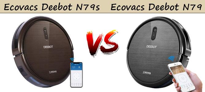 Deebot N79 bs N79s
