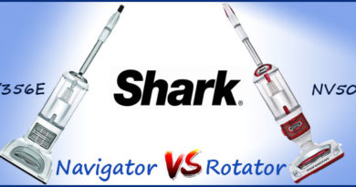 Shark Navigator vs Rotator