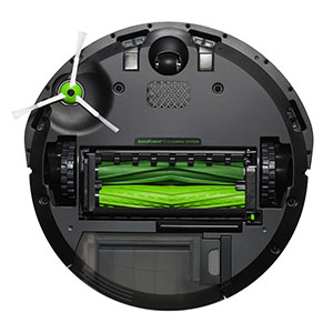 Roomba i7+ Brush system