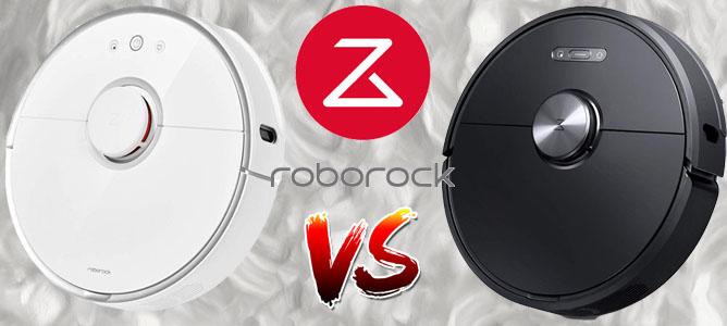 Roborock s5 vs s6