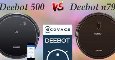 Deebot 500 vs n79s