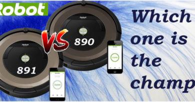 Roomba 890 vs Roomba 891