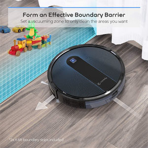 Coredy R650 Virtual Barriers