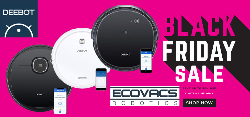 Deebot Black Friday Deals 2019