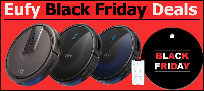 EUFY Black Friday smart sm