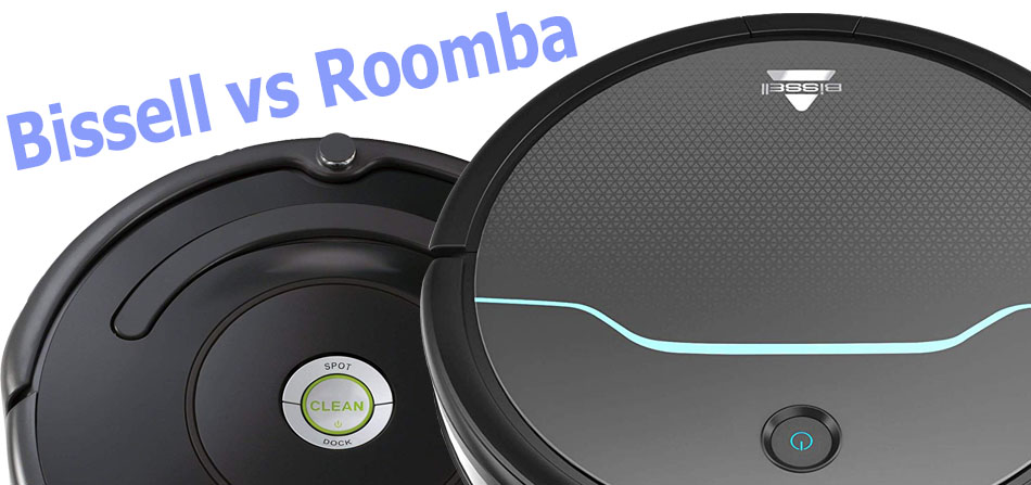 Bissell vs Roomba