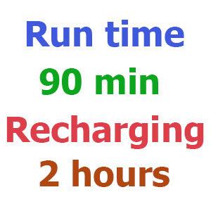 Roomba 675 Run Time