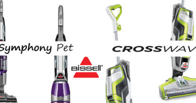 Bissell CrossWave vs. Symphony