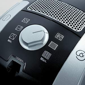 Miele Classic C1 Power and Modes