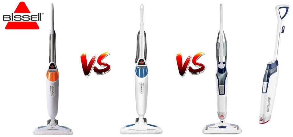 Bissell 1806 vs Bissell 1940 vs Bissell 1940W