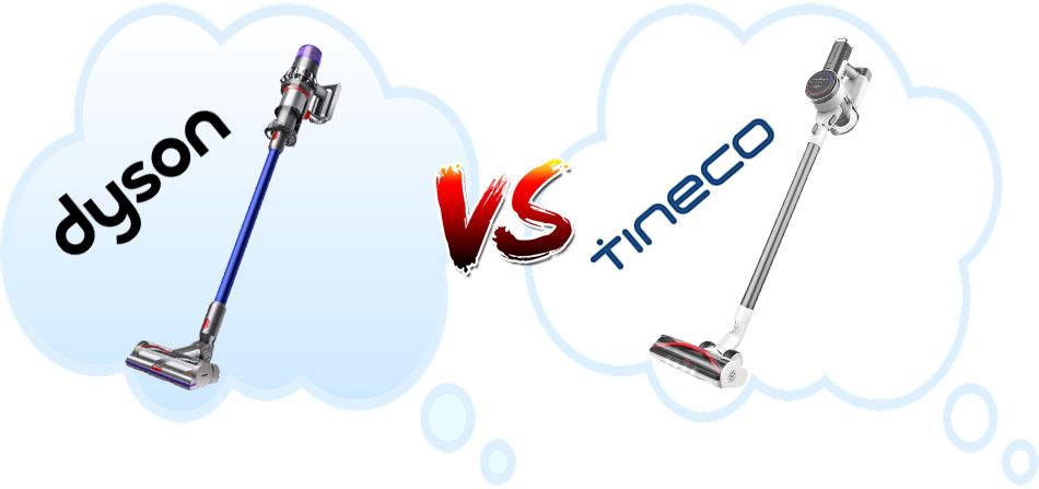 Tineco S12 vs. Dyson V11