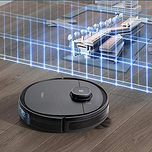 Virtual Barriers Deebot OZMO 950