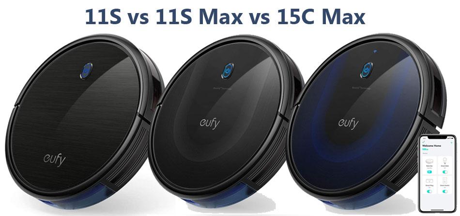 11S vs 11S Max vs 15C Max