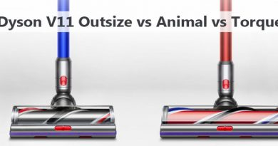 Dyson V11 Outsize vs Animal vs Torque