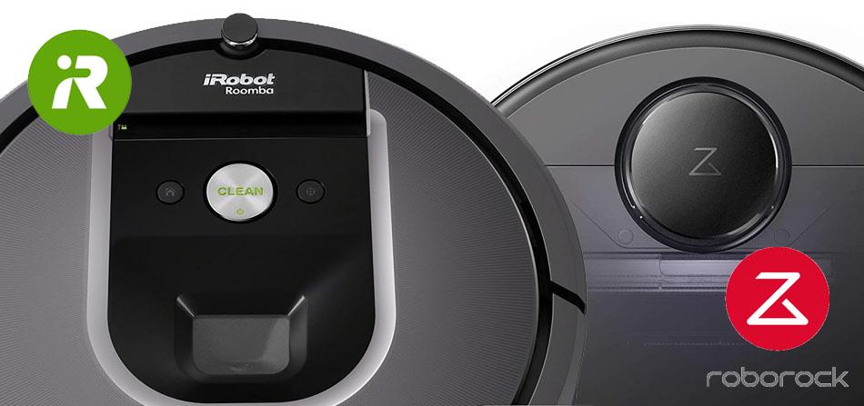Roborock S4 vs Roomba 960