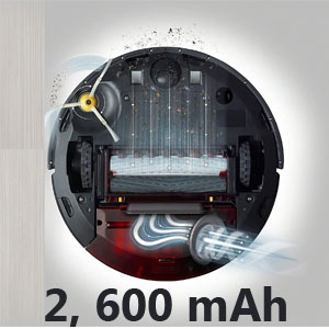 Roomba 960 Battery and Run-Time