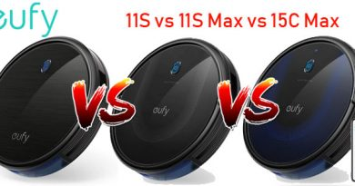 eufy 11s vs 11smax vs 15c max