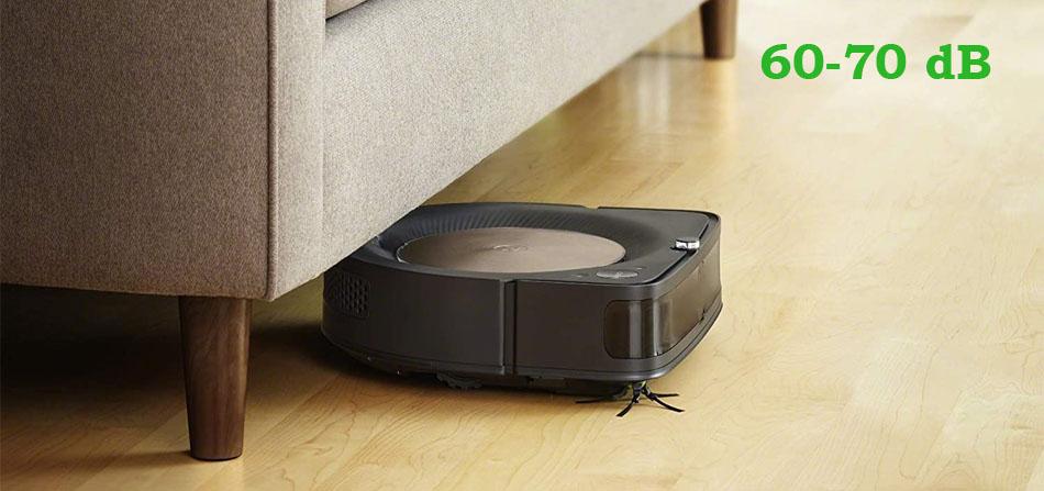 Noise Roomba s9