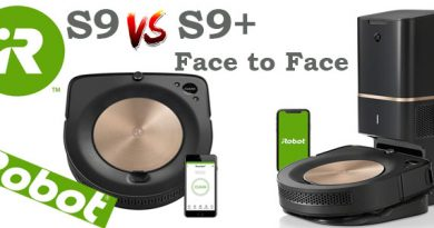 Roomba s9 vs s9+ face to face