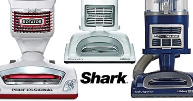 Shark NV360 vs. NV356E vs. NV501