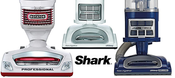 Shark NV360 vs. NV356E vs. NV501