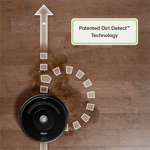 roomba-614-dirt-detection