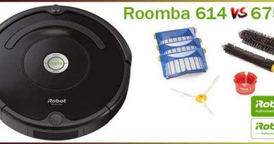 Roomba 614 vs. 675