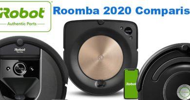 Roomba 2020 Comparison