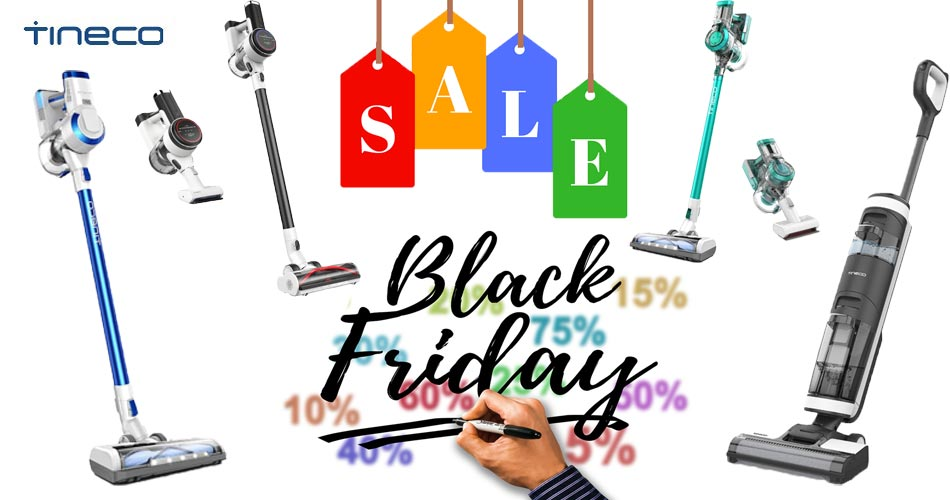 Tineco Black Friday