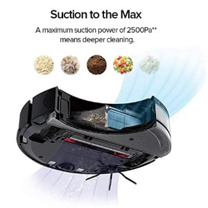Suction Power S6 MaxV