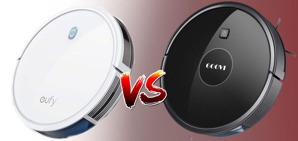 GOOVI 1600PA vs Eufy 11S Slim